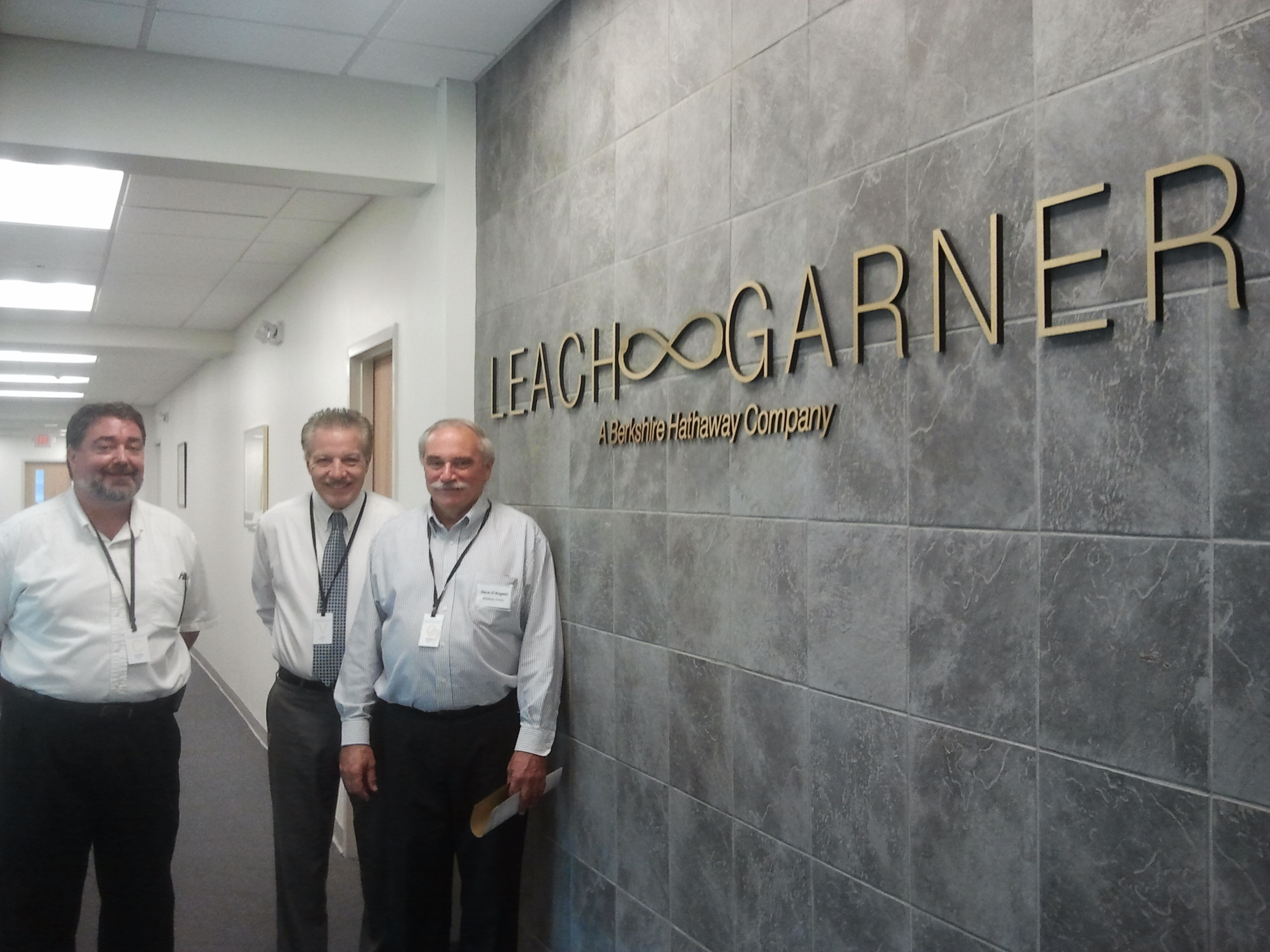 Leach Garner- Design Build