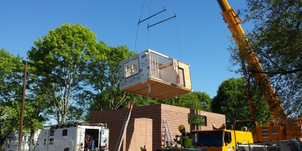 Seekonk Fire Station- General Contracting